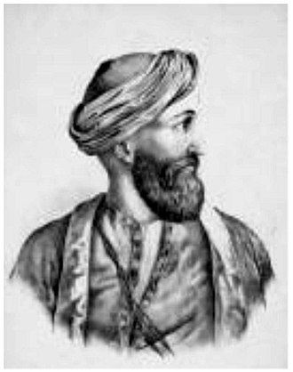 Jazzar Pasha - Al-Jazzar was a chief assassin and protegé of the Mamluk strongman of Egypt, Ali Bey al-Kabir (pictured)