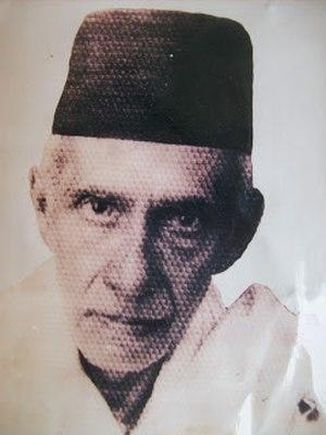 Al-Rabithah al-Alawiyyah - Ali bin Ja'far bin Syech Al-Seggaf