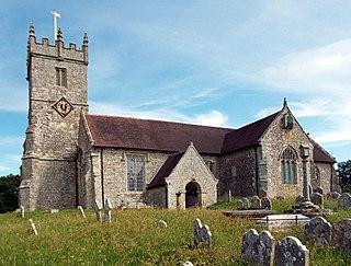 All Saints Church, Godshill Church