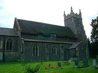 Beighton, Norfolk village in Norfolk, England