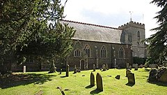 All Saints Church, Hilgay, Norfolk - geograph.org.uk - 886240.jpg