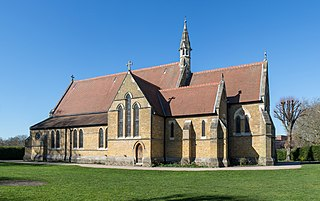 All Saints Church, Putney Common Church in Putney, London