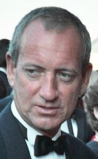 Allan McKeown - McKeown at the 1990 Emmy Awards