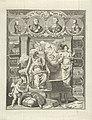 Allegorie op het leven van prinses Anna, ca. 1759, RP-P-OB-84.538.jpg