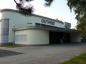 Allied Museum - Outpost theater