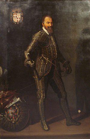 Alof de Wignacourt - Image: Alof de Wignancourt official portrait