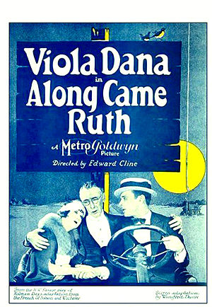Along Came Ruth - Film poster
