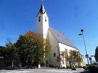 Altenberg bei Linz - Image: Altenberg (Pfarrkirche 1)