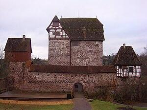 Altensteig - Altensteig castle