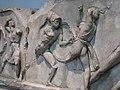 Amazonomachy from the Mausoleum at Halicarnassus-British Museum-2.jpg