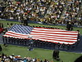 American flag at 2008 US Open.jpg