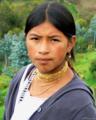 Amerindian girl from Ecuador.png