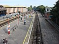 Amersham station, platforms from footbridge - geograph.org.uk - 966611.jpg