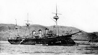French cruiser <i>Amiral Cécille</i> ship
