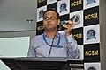 Amitava Akuli Demonstrates CDAC Sufal Bangla Agri-price IVR Mobile Application - NCSM - Kolkata 2018-04-23 0318.JPG