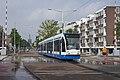 Amsterdam GVB 2096 over de Hortusbrug (29302888132).jpg