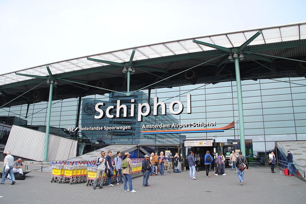 Amsterdam-letiště