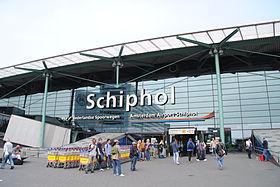 Amsterdam Schiphol Airport entrance.jpg