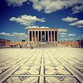 Anıtkabir in Ankara Turkey by Mardetanha edited.JPG