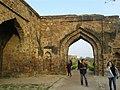 An inside view of Firoz sha kotla fort, New Delhi.jpg