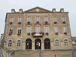 Gorze - Image: Ancienne mairie Gorze