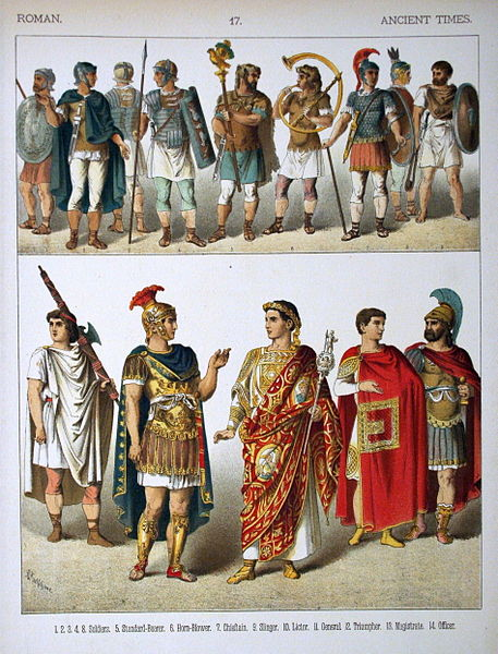 Rome and America – Comparing to the Ancient Roman Empire