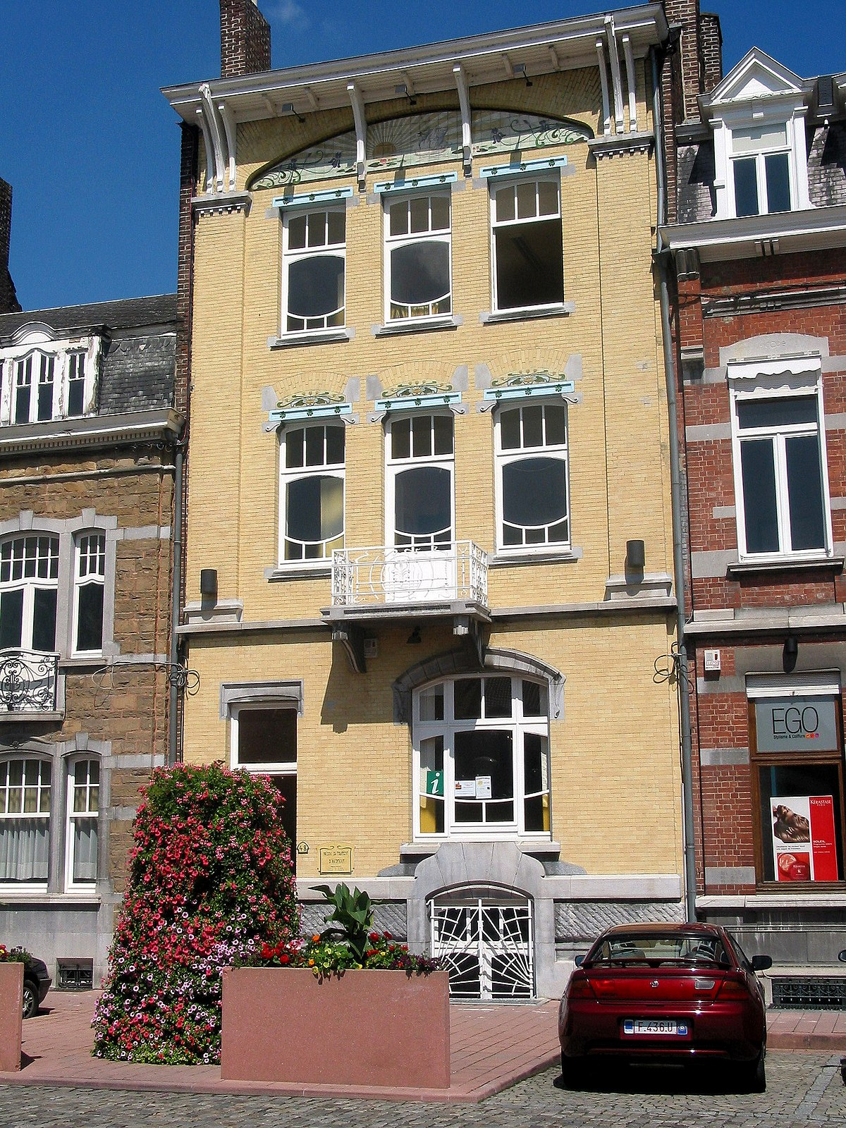 Office du tourisme d 39 andenne wikip dia - Office du tourisme d aurillac ...