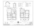 Andrew Burns House, 859 South Main Street, Geneva, Ontario County, NY HABS NY,35-GEN,3- (sheet 1 of 12).png