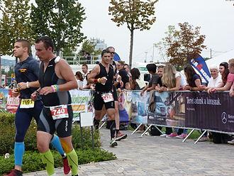 Ironman Triathlon - Ironman 70.3 Budapest - 2014