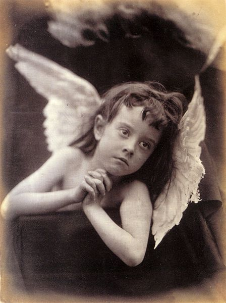 File:Angel of the Nativity, by Julia Margaret Cameron.jpg