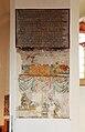 Annakirche Steeg, frühe Wandmalerei (d) und Inschrift (17. Jh.).jpg