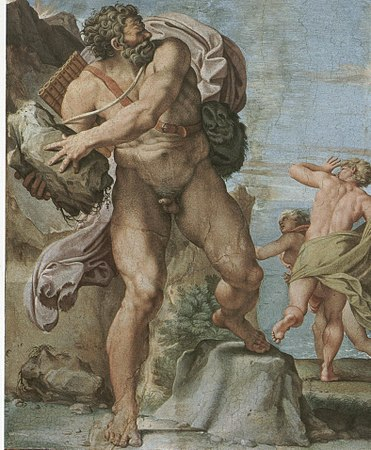 Annibale Carracci, The Cyclops Polyphemus.jpg