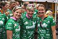 Annika Mehlhorn, Katrin Apel, Carolin Hingst (2012-08-14 Vortour der Hoffnung).JPG