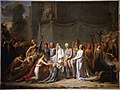 Anonymous - Allégorie de l'entrée de Louis XVIII à Paris, le 3 mai 1814 - P2281 - Musée Carnavalet.jpg