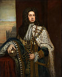 Anonymous 18th century portrait King George I
