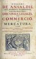 Ansaldi - Discursus legales de commercio, 1751 - 013.tiff