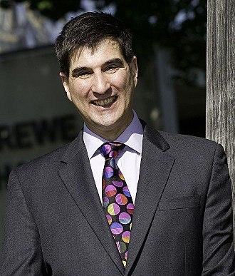 Anthony Forster (political scientist) - Forster in 2012