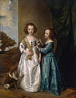 Anthony van Dyck - Portrait of Philadelphia and Elisabeth Wharton - WGA07426.jpg
