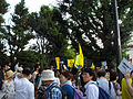 Anti-Nuclear Power Plant Rally on 3 August 2012 at Nagatacho 01.JPG