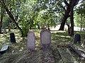 Antkapiai Telšių žydų kapinėse 4.jpg