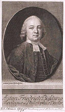 Anton Friedrich Busching