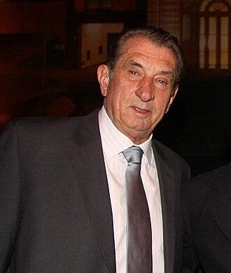Antonio Rattín - Rattín in September 2010