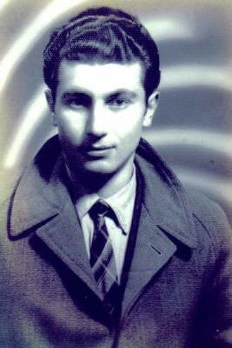 Antonios Katinaris - Antonios Katinaris