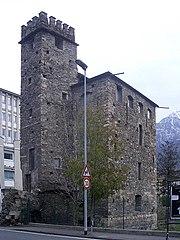 Aosta Torre del Lebbroso