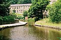 Aqueduct over the River Colne, Huddersfield Narrow Canal - geograph.org.uk - 849495.jpg