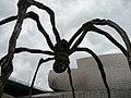 Araña del museo guggenheim - panoramio.jpg