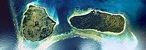 Aragusuku Islands Aerial photograph.1977.jpg
