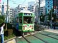 Arakawa tram at Otsuka (289742349).jpg