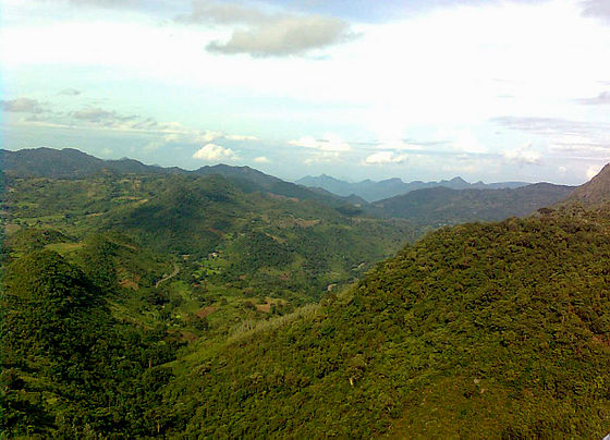 Araku Valley lies on the Eastern Ghats, Visakhapatnam District - Eastern Ghats