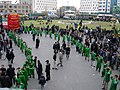 Arba'een 83-Mashhad city-Iran اربعین سال 1383 در شهر مشهد 06.jpg
